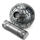 Star Wars Death Herb Mill Crusher Tobacco Grinder 3 Layers Zinc Alloy 55mm Gift £5.99 GBP on eBay