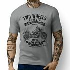 JL Soul Illustration For A Triumph Thunderbird Motorbike Fan T-shirt $40.31 AUD on eBay