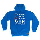 Gym Hoodie At The Gym hoody bodybuilding workout training funny Birthday HOODY