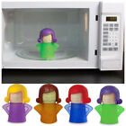Microwave Cleaning Angry Mom Oven Steam Cleaner Disinfect Household Kitchen EP