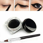 13Color Eyeshadow Liquid Waterproof Glitter Metallic Eyeliner Gel Shimmer Makeup