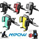 Mpow Universal CD Player Slot Mobile Phone Holder In Car Stand Cradle GPS Mount