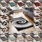 NEW DESIGN SHAGGY 5CM THICK PILE HIGH QUALITY BUDGET RUGS COSY SHAGGY RUG SALE