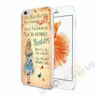 Alice In Wonderland Case Case Cover For Apple iPhone Samsung Sony Phones 043-3