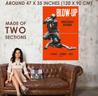 90658 BLOW UP MOVIE Decor WALL PRINT POSTER UK