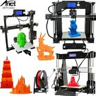 2018 Upgraded Anet A2 A6 A8 Altered consciousness Precision 3d Printer ABS/PLA/HIPS/PP/Wood S2U2