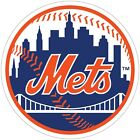 "New York Mets MLB Color Vinyl Decal / Sticker - You Choose Size 2""-28"" on Ebay"
