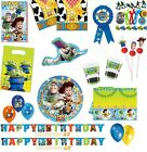 TOY STORY Tableware Cups Invitations Party Bags BIRTHDAY Party Child