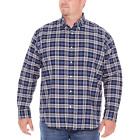 The Foundry Supply CO. Easy Care Men's Button Front Collared Shirt $46