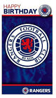 Official RANGERS FC Football Happy Birthday Card with BADGE ~ Free Dispatch