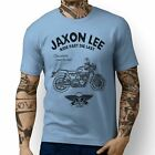 JL Ride Triumph Bonneville T100 Inspired Motorbike Art T-shirts $25.9 USD on eBay