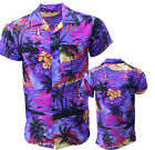 MENS HAWAIIAN SHIRT STAG BEACH HAWAII ALOHA PARTY SUMMER HOLIDAY FANCY S -XXL D1 <br/> NEW STYLE 2018!!! LIMITED STOCK!FAST POST!SKULL CANDY!!