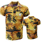 MENS HAWAIIAN SHIRT STAG BEACH HAWAII ALOHA PARTY SUMMER HOLIDAY FANCY <br/> NEW STYLE 2018!!! LIMITED STOCK!FAST POST!SKULL PRINT!!