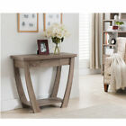 Enitial Lab Borton 1-Drawer Rectangular Wooden Entryway Console Table with