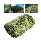 8X8M Woodland Leaves Camouflage Camo Sun Shelter  Net Netting Camping Hunting