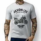 JL Ride Triumph Tiger Explorer Spoked Wheels Inspired Motorbike Art T-shirts $25.9 USD on eBay