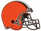 Cleveland Browns Helmet NFL Vinyl Decal / Sticker Sizes Free Shipping $4.99 USD on eBay