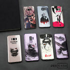 Art Painted Tokyo Ghoul Kaneki TPU Phone Case Cover For Samsung S6/7E S8/S9 Plus