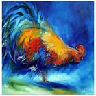 Poster Print Wall Art entitled Rooster Hunting