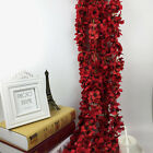Artificial Orchid Vine Flower Hanging String Flowers Garland Wedding Party Decor