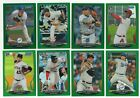 2013 Bowman Chrome GREEN REFRACTOR Parallel Single Card #3-66 Rookie RC Ref