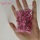 Cute ring Crochet Hair Beads for Dreadlocks Hair Adjustable Rings 100pcs One Lot