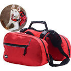 Adjustable Dog Backpack for Hiking Camping Travel Pack Outdoor Accessory Saddleb