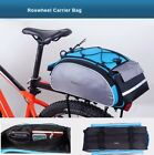 Cycling Bike Bicycle Rear Rack Seat Trunk Tail Storage Pannier Carrier Pouch Bag