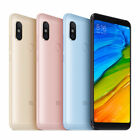 Cell Phones - Xiaomi Redmi Note 5 Unlocked 64GB 4GB RAM Dual Sim Phone -US Spec Global Version