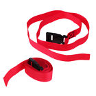 2pcs 1m x 25mm Golf Trolley Webbing Straps / Luggage Tie down Straps Rope