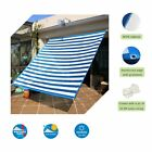 Outdoor Sun Shade Sail Canopy Cover Cloth Awning Windbreaker for Plants
