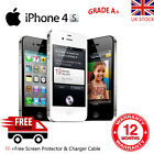 8gb/16gb/32gb Apple Iphone 4s Unlocked Mobile Phone Smartphone Ios Telephone Uk