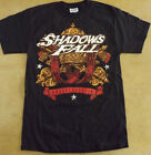 SHADOWS FALL Massachusetts Crown T-Shirt *NEW concert tour music band Small Sm S image