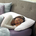 Brookstone BioSense Select Sleep Pillow with Medium Support