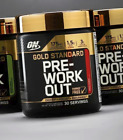 Optimum Nutrition Gold Standard Pre-Workout  Amplified Energ