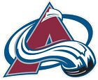 Colorado Avalanche NHL Color Die Cut Vinyl Decal Sticker - Choose Size cornhole $3.79 USD on eBay