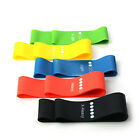 Elastic Resistance Exercise Loop Bands Yoga Gym Fitness Workout Stretch Physio image