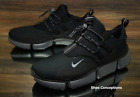 Nike Pocketknife DM Black Dark Grey 898033 003 Mens Shoes Multi Size