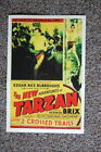 93557 The New Adventures of Tarzan Episode 2 Decor WALL PRINT POSTER UK
