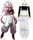 Hot! Dragon Ball Majin Android 21 Cosplay Costume HH.060