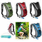 Recreation Backpack 2L Water Bladder Bag Hydration Packs For Cycling Hiking Camping