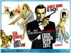 100887 From Russia with Love Movie Collector Decor WALL PRINT POSTER AU $17.95 AUD on eBay