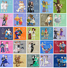 NEW! Official ANNIVERSARY CARDS ~ All Years from 1 - 70 ~ Quirky & Fast Dispatch