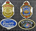 "Triumph Motorcycle Sticker Decal 4"" £6.07 GBP on eBay"