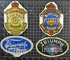 "Triumph Motorcycle Sticker Decal 4"" $7.99 USD on eBay"