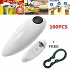 100X Electric One Touch Can Open Cordless Battery Operated Tin Bottle Opener AS