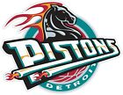 Detroit Pistons NBA Color Die Cut Decal Sticker Choose Size cornhole on eBay
