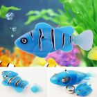 Robofish Activated Battery Powered Robo Fish Toy Childen Kids Robotic Pet Gift
