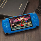 "4.3"" PSP Handheld Game Console X6 Video Game Player Free 1000 Retro Games"