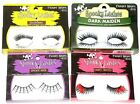 (4 PACKS) Ardell Spooky Lashes With Adhesive Fright Night Halloween - CHOOSE